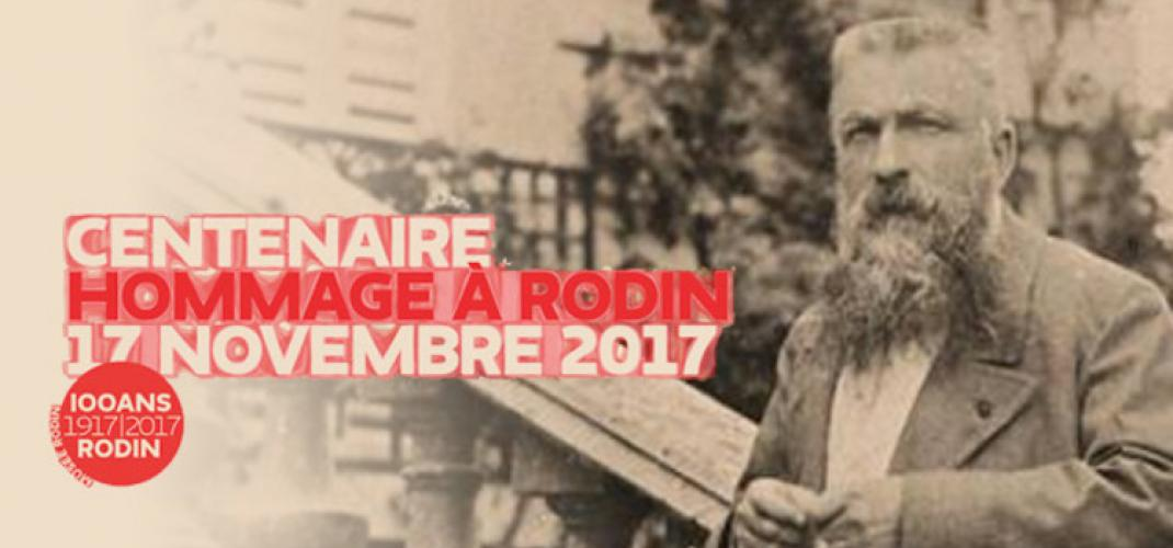 Homage to Rodin - wonderful program from November 17th to 19th at the Museum!